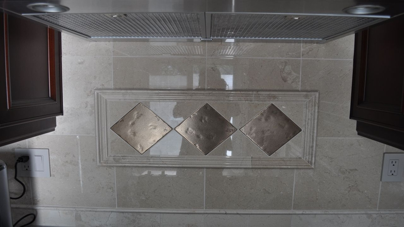 backsplash tiles cleaned easily grout solutions canada